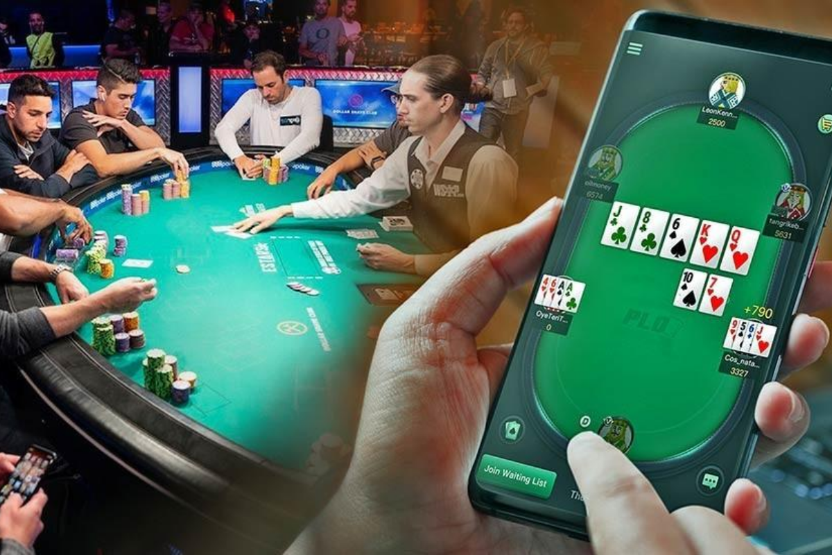 Online Poker: How To Play & Make Money From Home- HustlBuzz.com